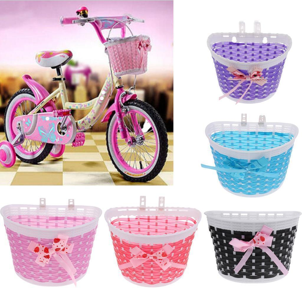 thumbnail 3 - Rubber Bulb Bike Bicycle Air Horn Bugle with Front Basket Shopping Holder