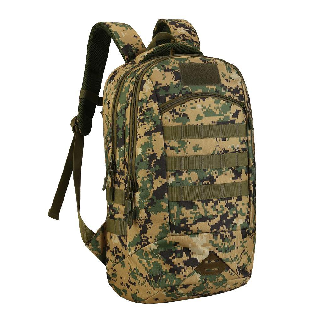 35L-Molle-Outdoor-Utility-Bag-Rucksacks-Camping-Hiking-Trekking-Cycling-Backpack thumbnail 6