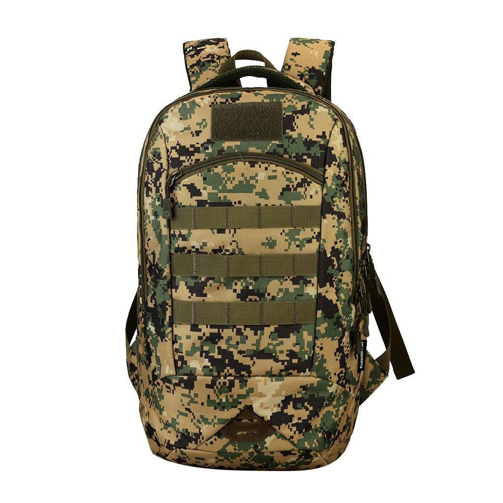 35L-Molle-Outdoor-Utility-Bag-Rucksacks-Camping-Hiking-Trekking-Cycling-Backpack thumbnail 4