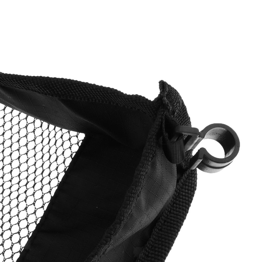 Outdoor-Picnic-Dining-Table-Organizer-Pouch-Storage-Bag-Foldable-Mesh-Bag thumbnail 3
