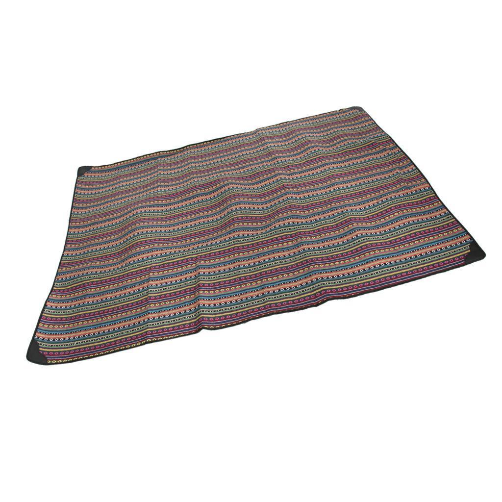 Folding-Blanket-Camping-Picnic-Mat-Lightweight-Portable-Outdoor-Beach-Garden thumbnail 4