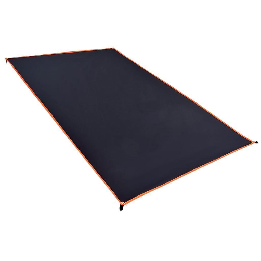Tenda-impermeabile-Tarp-Footprint-Camping-Ground-Sheet-per-escursionismo miniatura 19