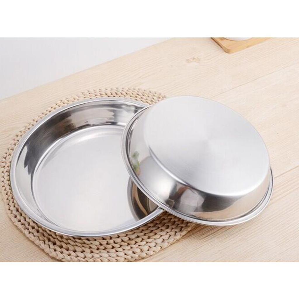 pratico-contenitore-in-acciaio-inox-per-posate-da-tavola-rotondo-da-tavola miniatura 21