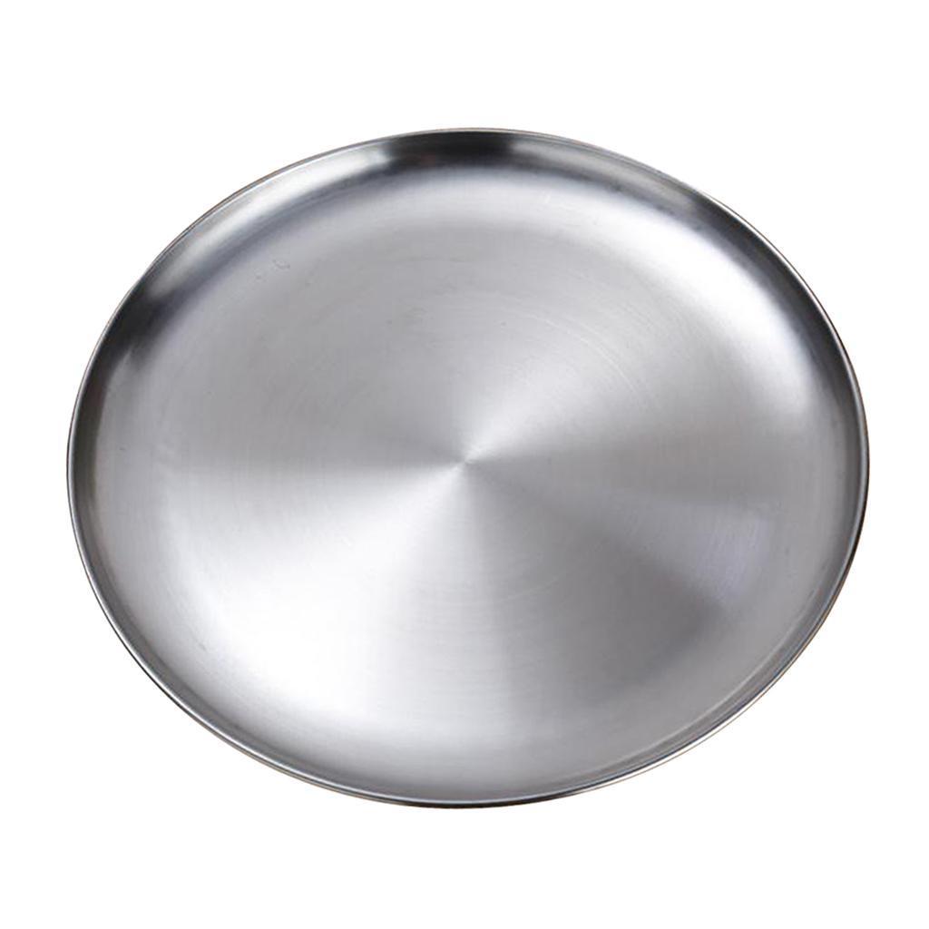 Lavello-in-acciaio-inossidabile-per-lavastoviglie-con-piatto-rotondo miniatura 8
