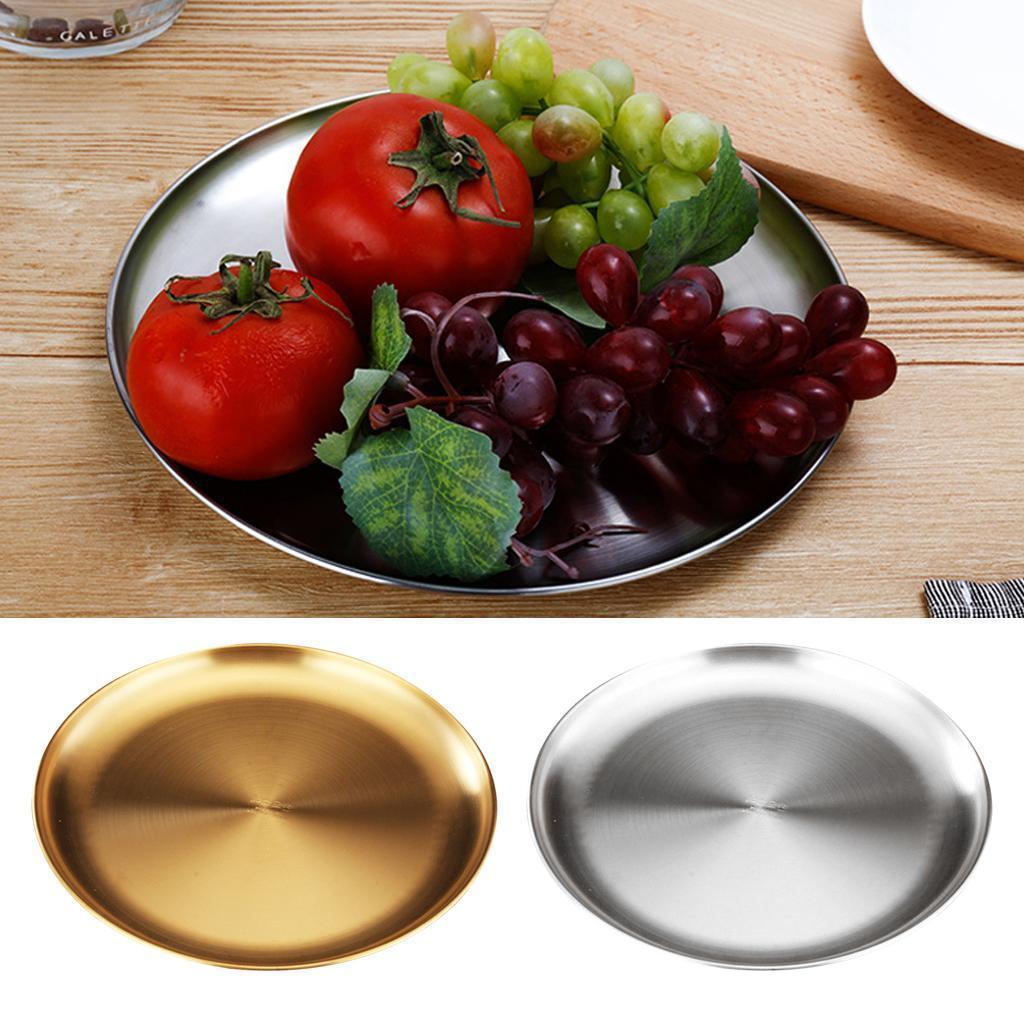 Lavello-in-acciaio-inossidabile-per-lavastoviglie-con-piatto-rotondo miniatura 10