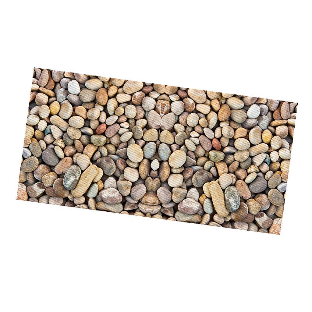miniatura 7 - Adesivi per Pavimento Articoli per Casa per Decorare Bagni Piastrelle di