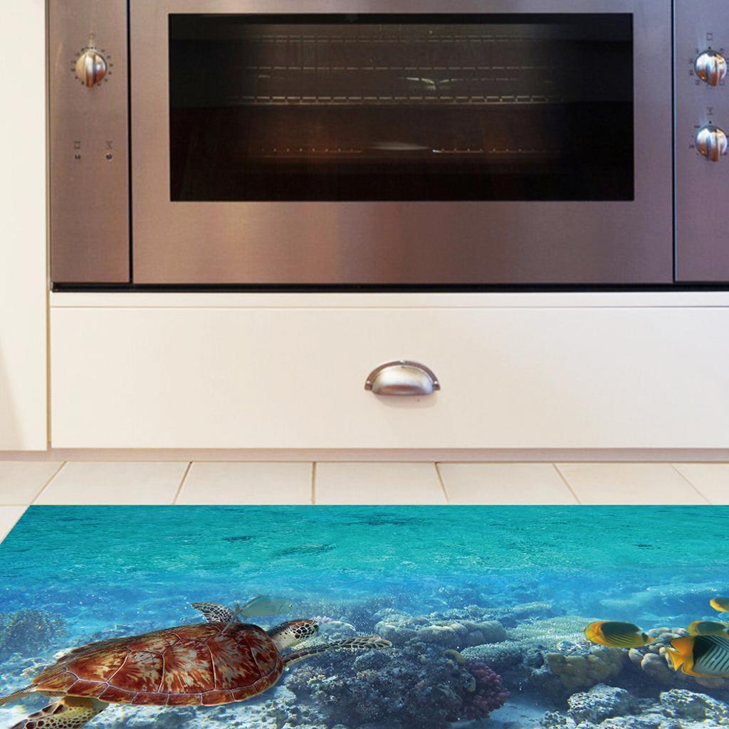 miniatura 13 - Adesivi per Pavimento Articoli per Casa per Decorare Bagni Piastrelle di