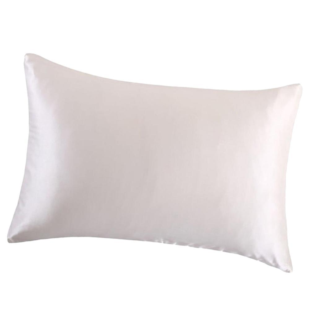 Pure Silk Pillowcase For Hair Amp Facial Beauty Pillow Shams