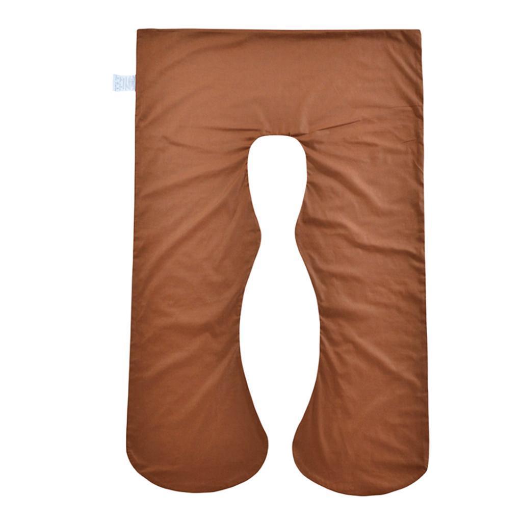 Housse de coussin Taie d/'oreiller pour traversin coussin de couchage de
