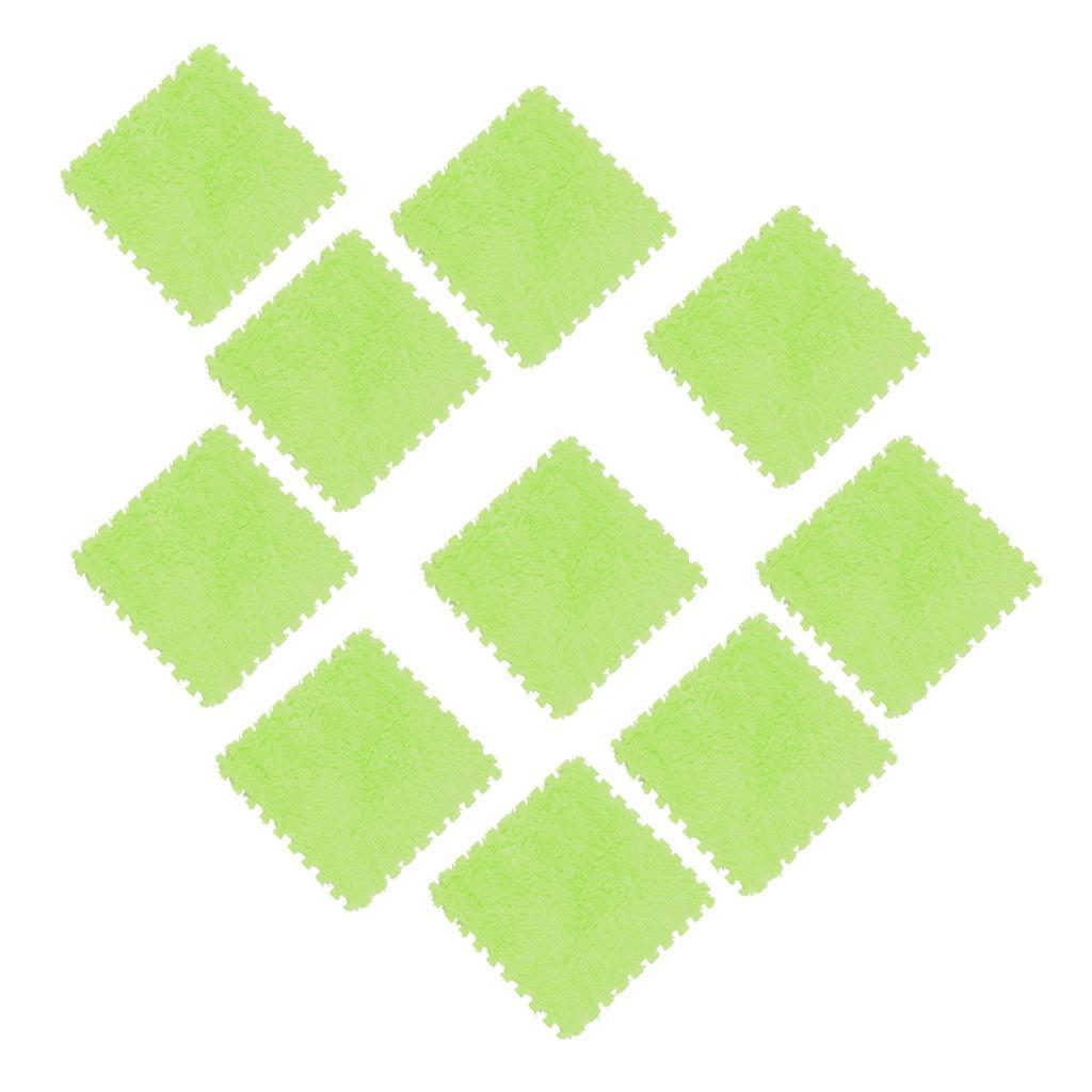 10Pcs-Foam-Children-Soft-Play-Exercise-Mats-Safe-Interlocking-Puzzle-Tiles thumbnail 20