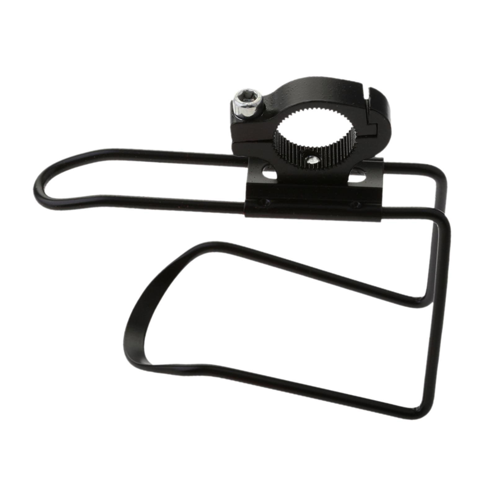 Water Bottle Cup Drink Handlebar Holder Stand Mount Cage For Bicycle Scooter CN