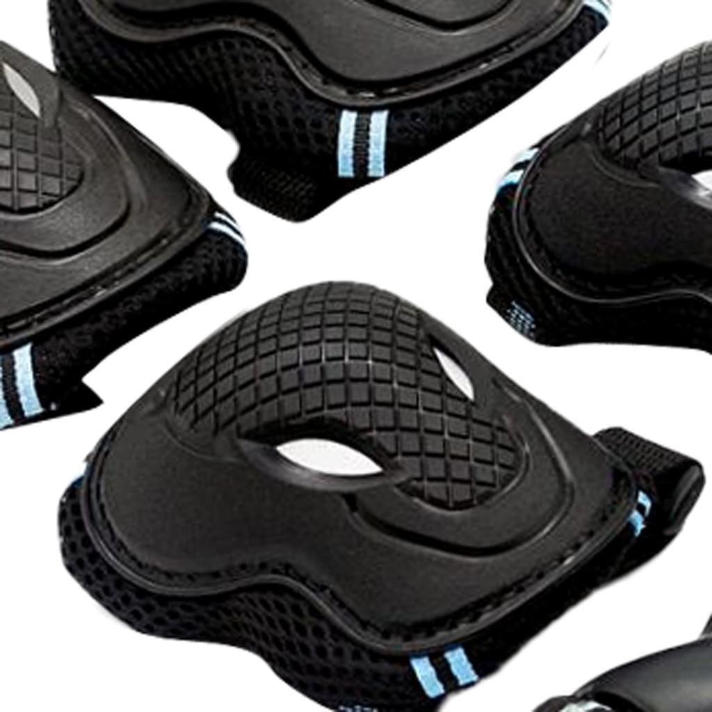 6-pezzi-per-bambini-adulti-ginocchiere-gomitiere-da-polso-e-protezioni-per miniatura 8