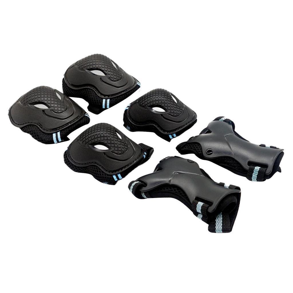 6-pezzi-per-bambini-adulti-ginocchiere-gomitiere-da-polso-e-protezioni-per miniatura 9