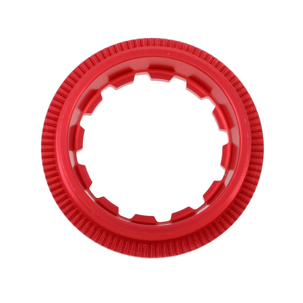 Ultralight Bike Cassette Cover Lock Ring Cap for Track Fixed Gear Sprocket