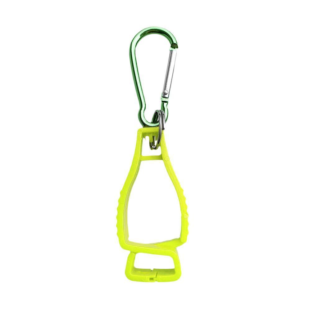 Guanti-Clip-Grabber-Porta-Gunti-Guanto-Safety-Keeper-di-Gunato-Attrezzo miniatura 10