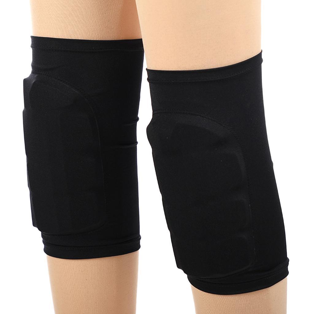Genouilleres-Elastique-Confortables-pour-Patinage-Artistique-Pantalon-de miniature 21