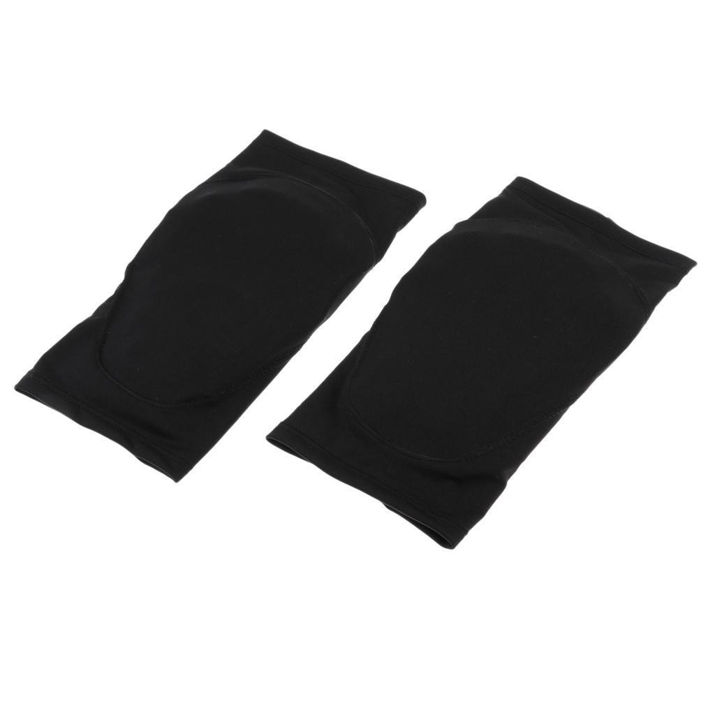 Genouilleres-Elastique-Confortables-pour-Patinage-Artistique-Pantalon-de miniature 19