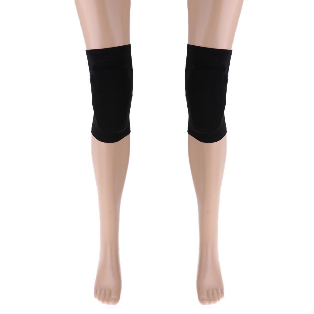 Genouilleres-Elastique-Confortables-pour-Patinage-Artistique-Pantalon-de miniature 18