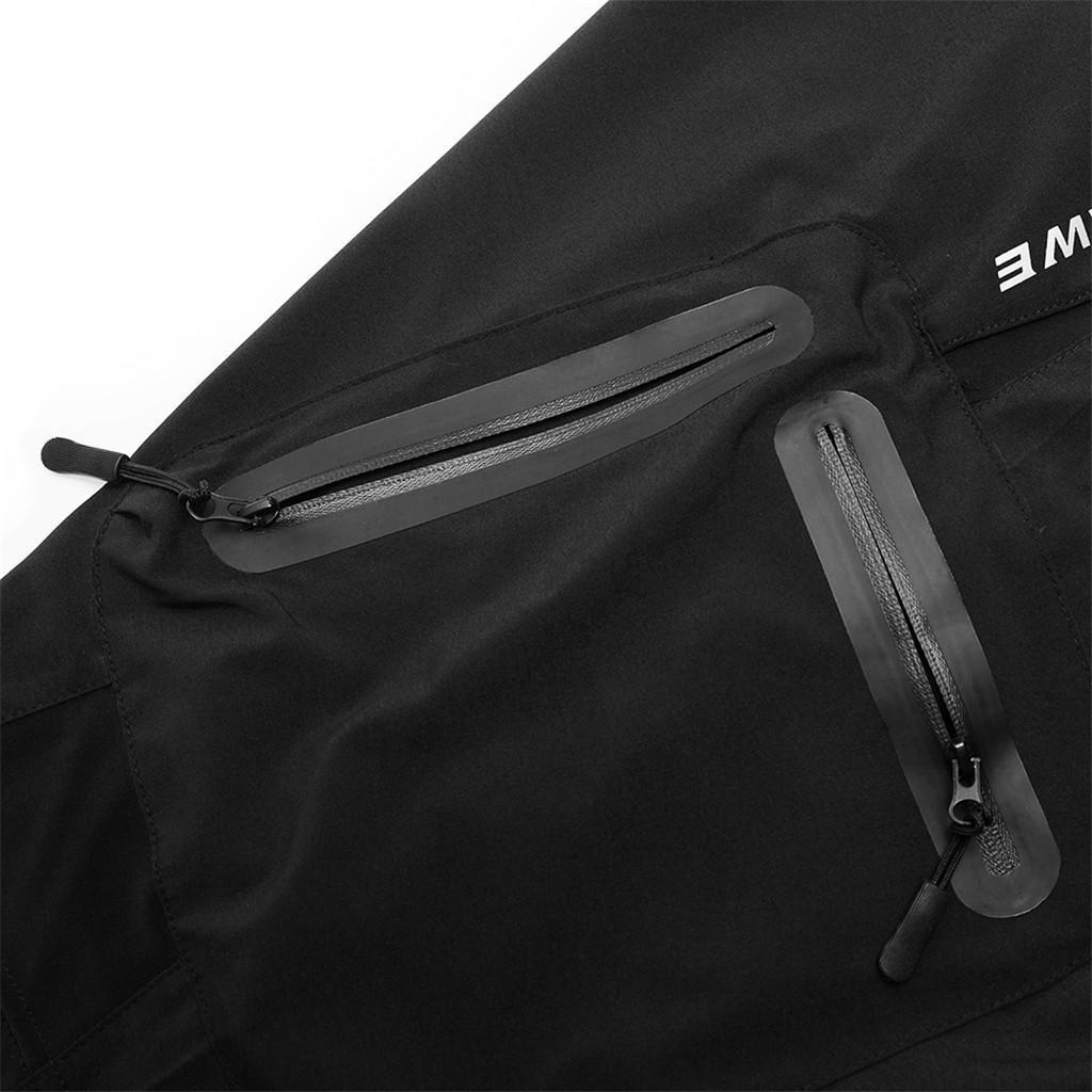 Rembourre-Baggy-Cycling-shorts-casual-velo-pantalon-court-sous-vetements-Noir miniature 16