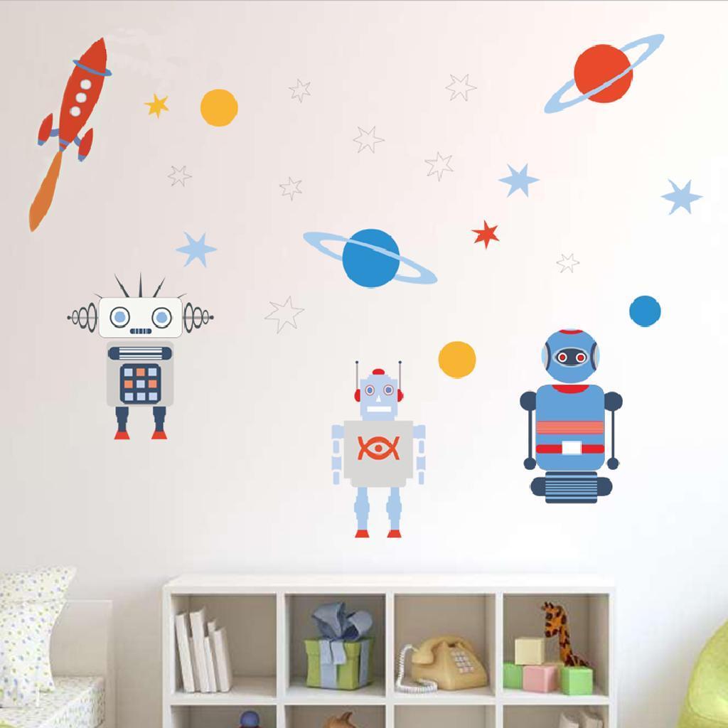 Stickers Muraux Chambre Bébé détails sur stickers muraux paillons 3d autocollant adhésif déco chambre  enfant coloré