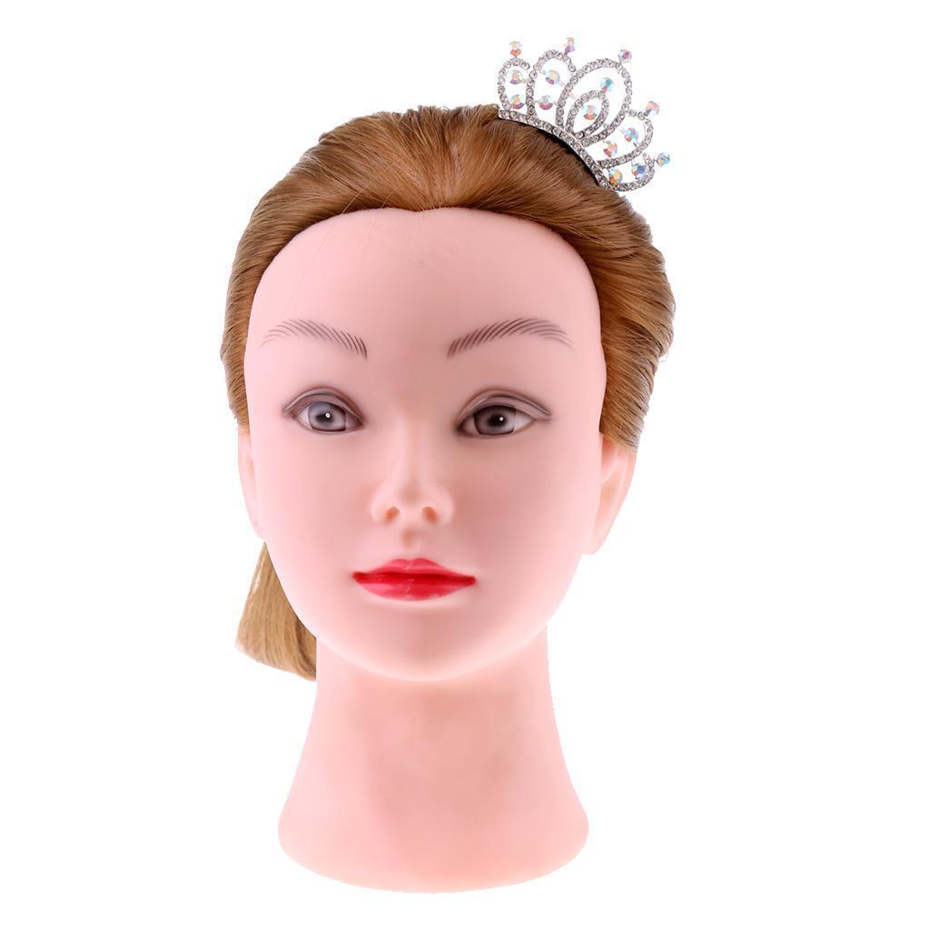 Princess-Crystal-Mini-Hair-Crown-Tiara-Hair-Comb-Girls-Woman-Wedding-Party-Gift thumbnail 12