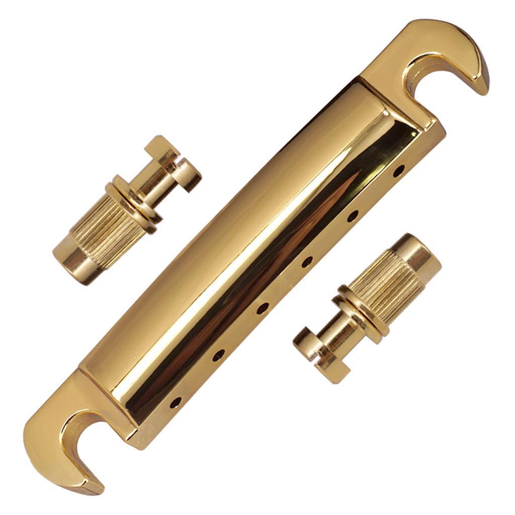 Tune-O-Mativ-Pont-amp-Stop-Tail-Bar-pour-Les-Paul-LP-Epiphone-Guitare-electrique miniature 20