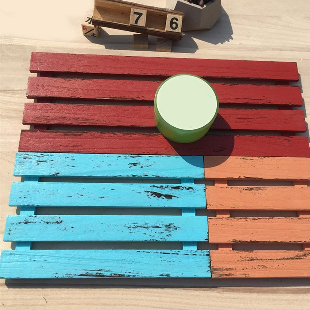 10xRound Unfinished 7-8cm Wood Circles Chips Arts Projects Board Game Piece