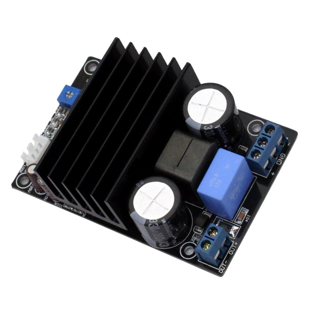 Audio Amplifier Board, IRS2092 Digital Power Amplifier Board 200W Mono Amp Mini Class D Amplify DIY Circuit Module