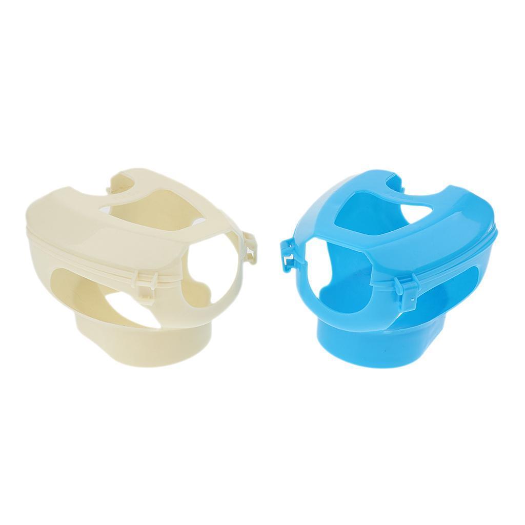 Indexbild 5 - Tauben Halter Käfig Plastik reparierte Werkzeug Zahnstange für die Vögel,