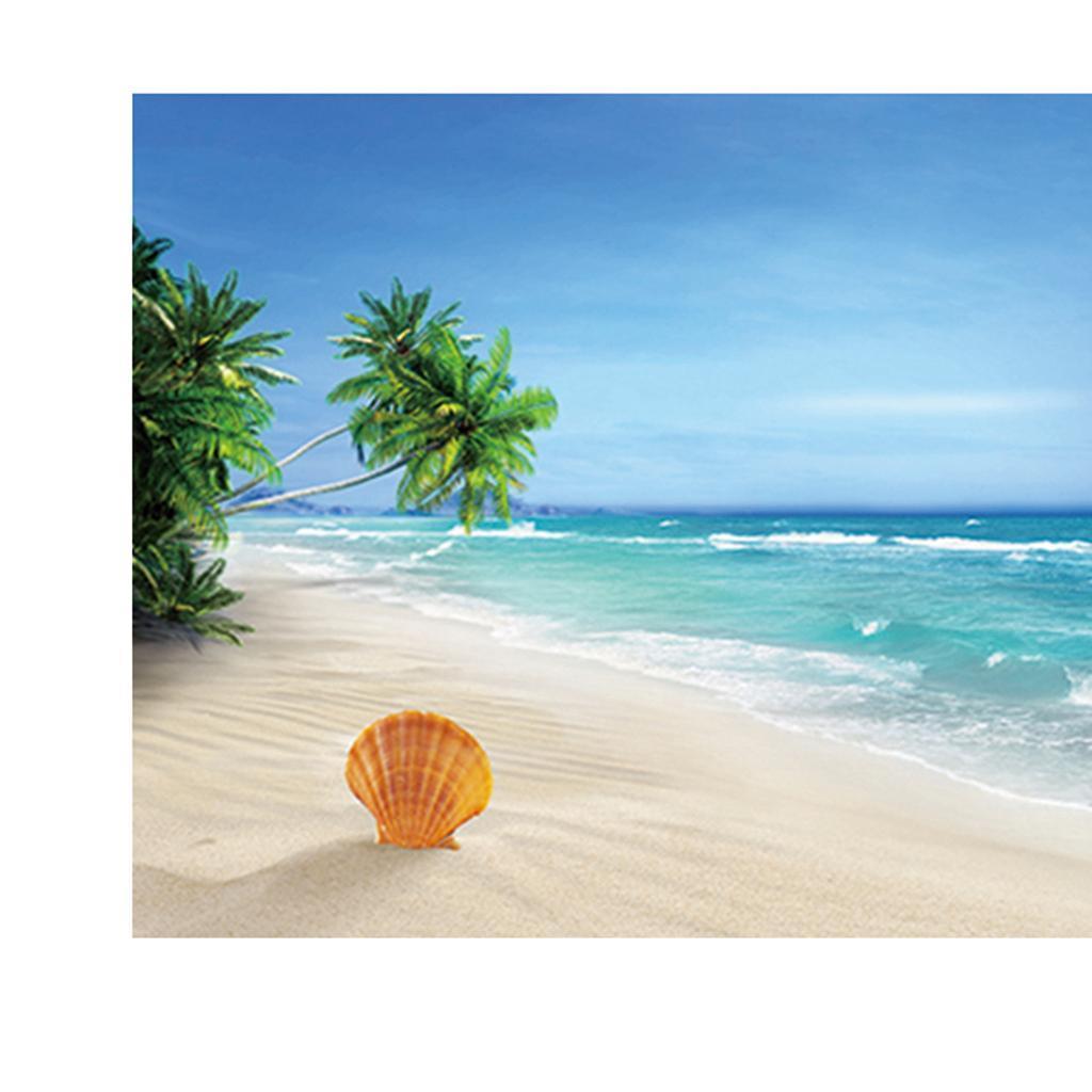 Immagine-3D-Acquario-Sfondo-Poster-Carro-Armato-Di-Pesce-Adesivo miniatura 21