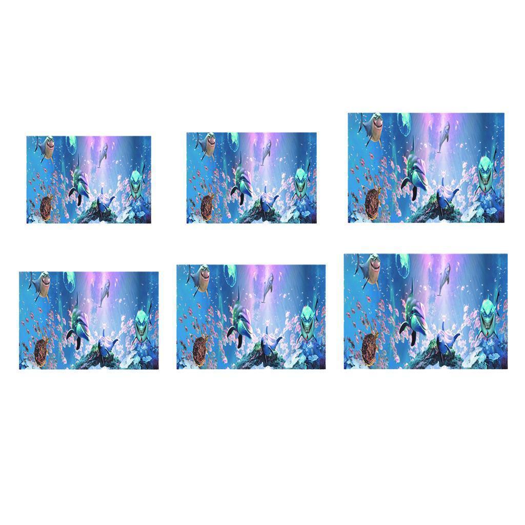 3D-High-Definition-Background-Paper-Wallpaper-Decor-for-Aquarium-Fish-Tank thumbnail 57