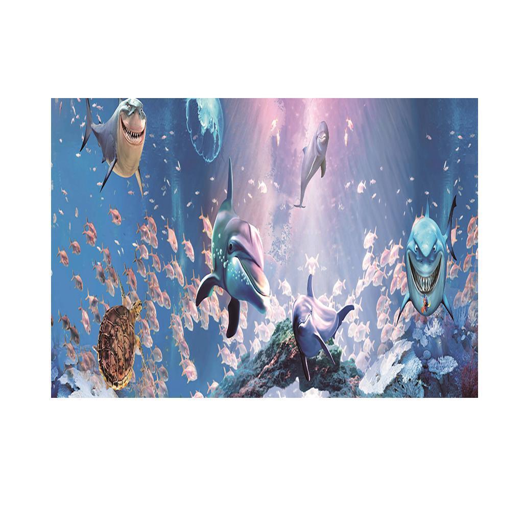3D-High-Definition-Background-Paper-Wallpaper-Decor-for-Aquarium-Fish-Tank thumbnail 51
