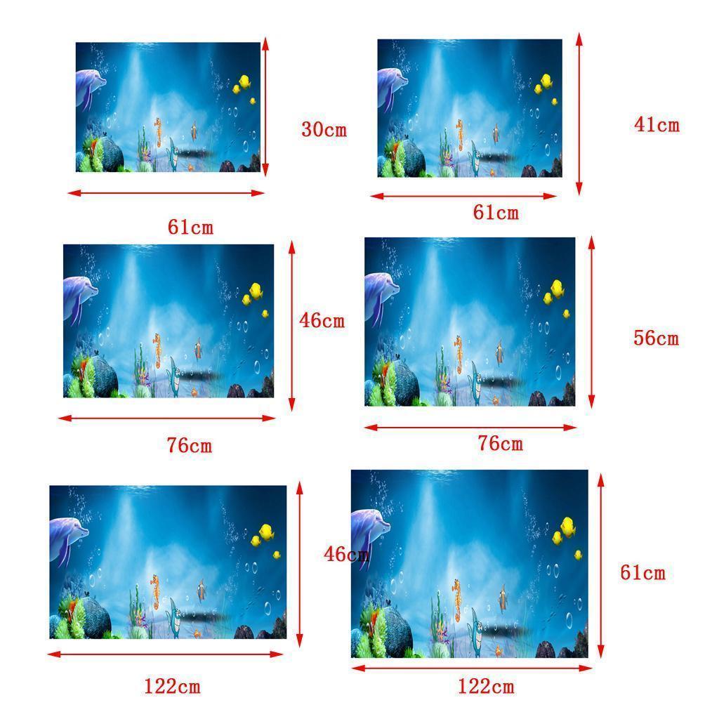 3D-High-Definition-Background-Paper-Wallpaper-Decor-for-Aquarium-Fish-Tank thumbnail 7