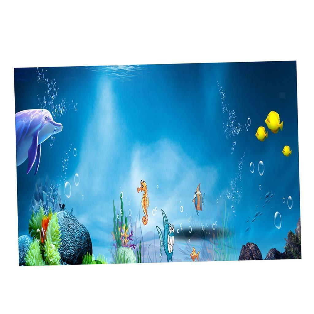 3D-High-Definition-Background-Paper-Wallpaper-Decor-for-Aquarium-Fish-Tank thumbnail 3
