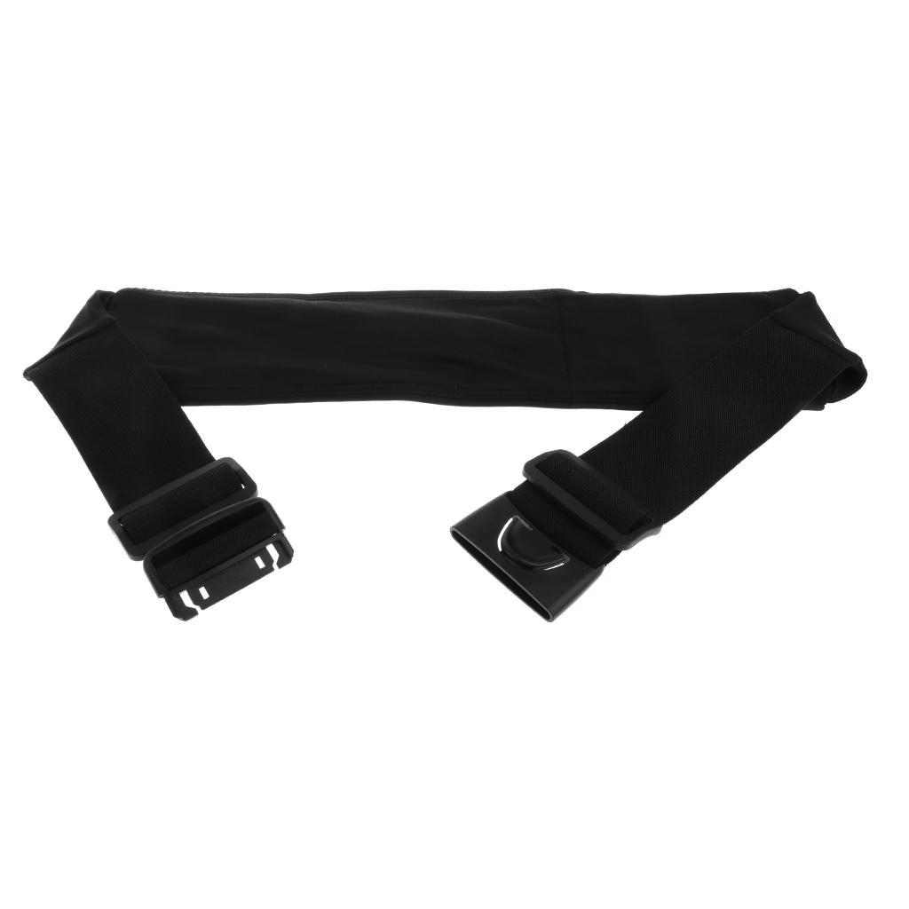 Unisex Running Belt Outdoors Exercise Fanny Pack Fitness Fastener Waist Belt