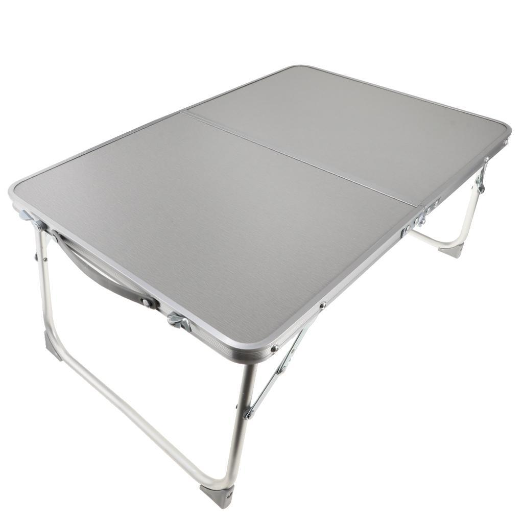 Camping-Table-Computer-Laptop-Desk-Bed-Table-Breakfast-Serving-Bed-Tray thumbnail 4
