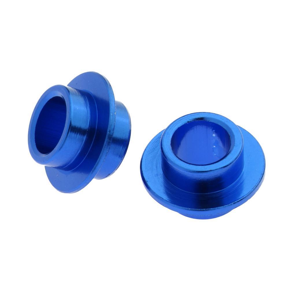 2-Pezzi-Distanziali-Cuscinetti-In-Alluminio-Rresistente-Accessori-per-Rullo miniatura 13