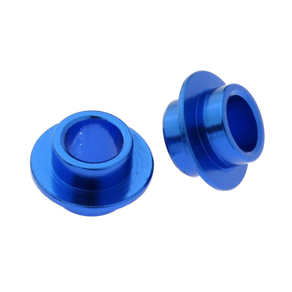 2-Pezzi-Distanziali-Cuscinetti-In-Alluminio-Rresistente-Accessori-per-Rullo miniatura 14