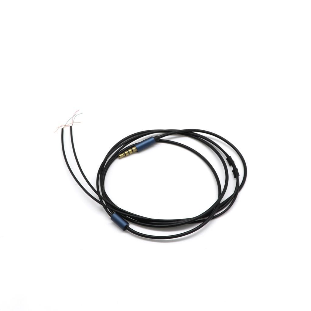 3.5mm Jack DIY Earphone Headphone Audio Cable Repair