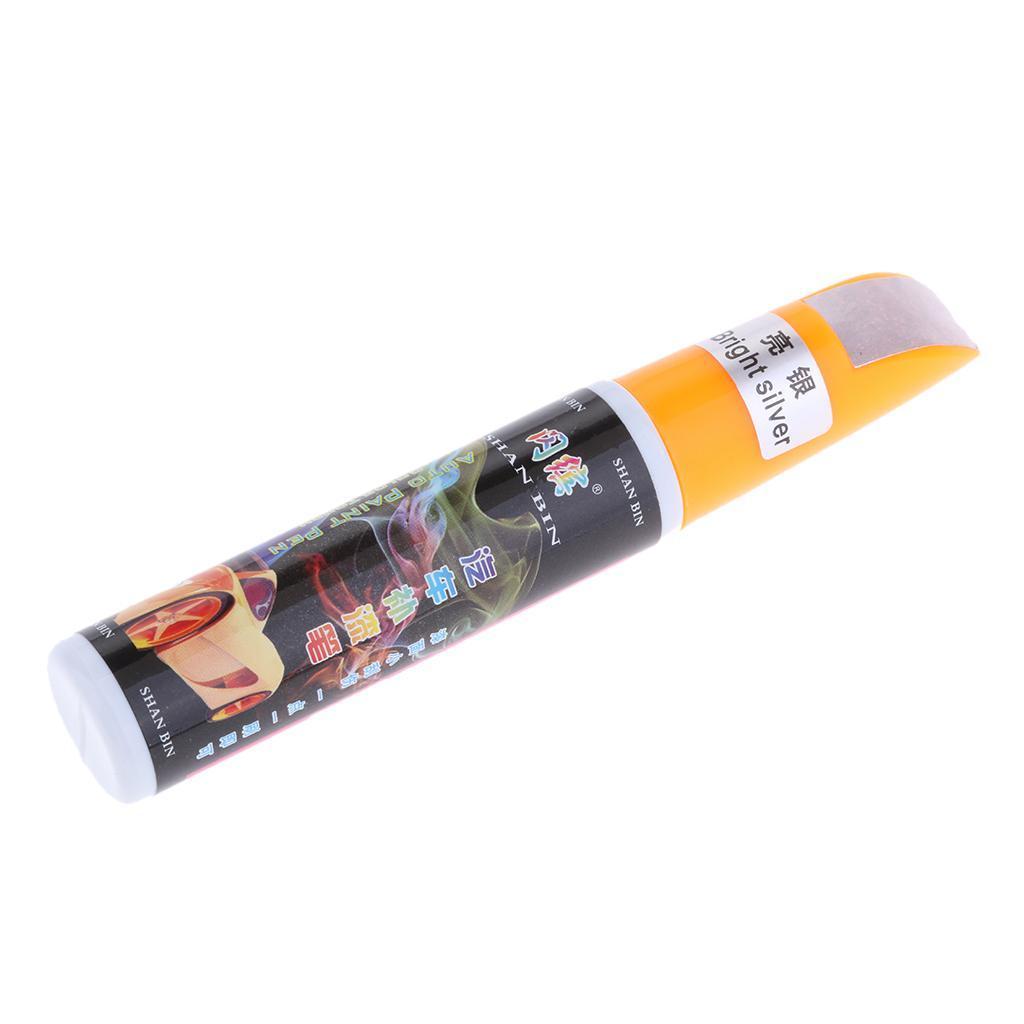 Stylo-de-Reparation-Peinture-Voiture-Accessoire-de-Retouche-Carrosserie miniature 22