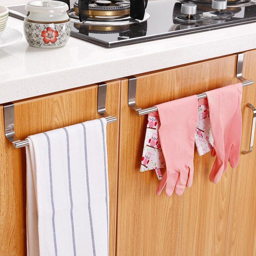 Edelstahl Selbstklebender Handtuchhalter metall
