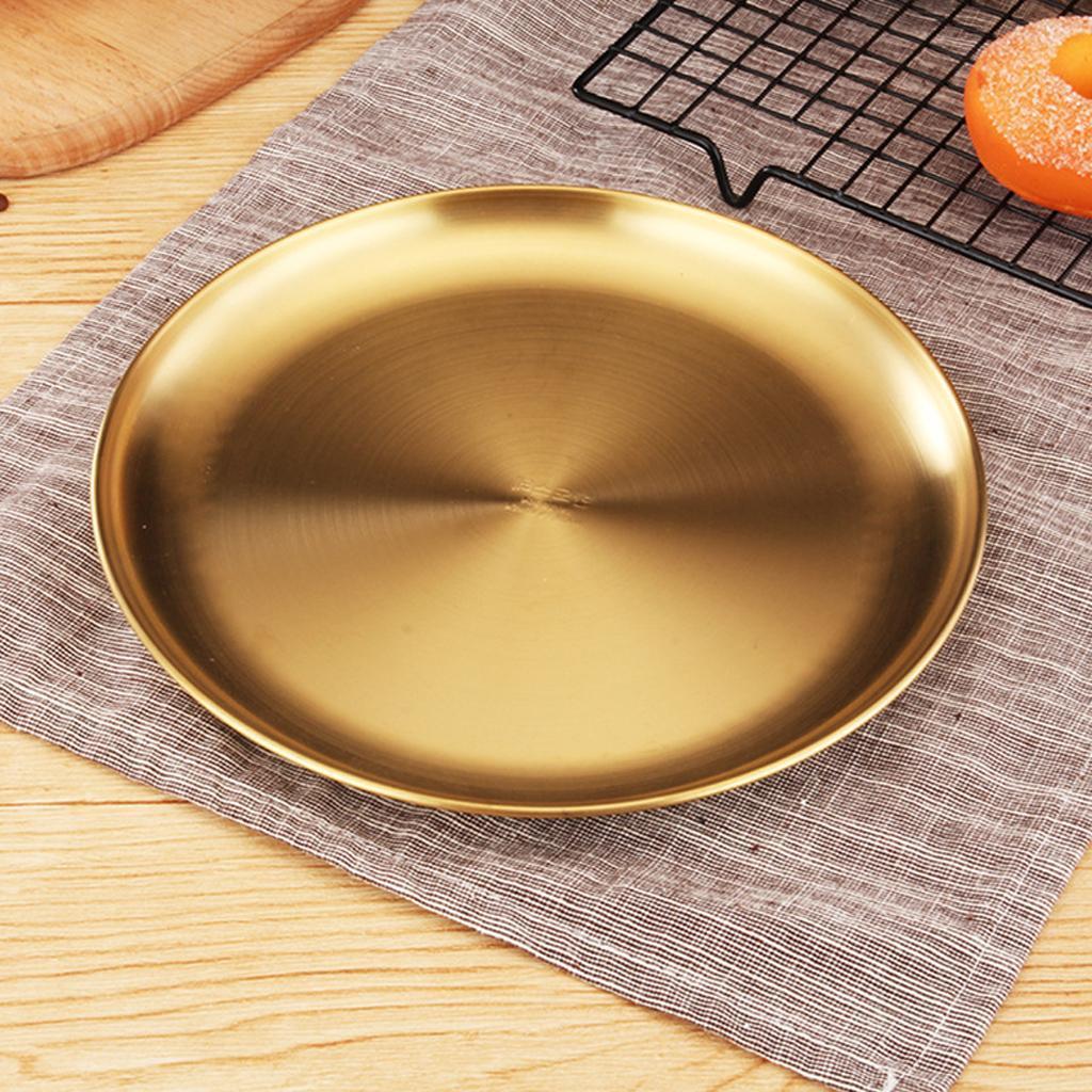 Lavello-in-acciaio-inossidabile-per-lavastoviglie-con-piatto-rotondo miniatura 14