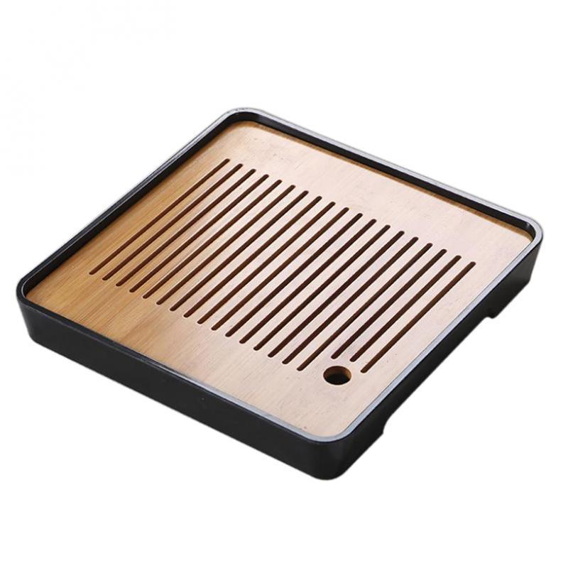 Square-Melamine-Bamboo-Tea-Tray-Drainage-Water-Storage-Kung-Fu-Tea-set thumbnail 20