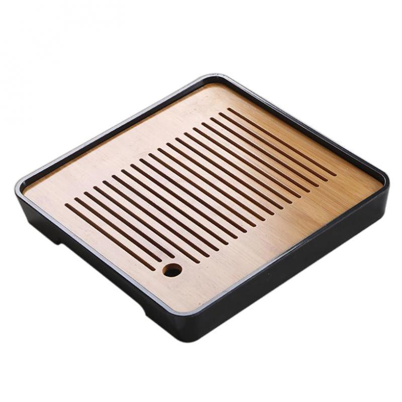 Square-Melamine-Bamboo-Tea-Tray-Drainage-Water-Storage-Kung-Fu-Tea-set thumbnail 21