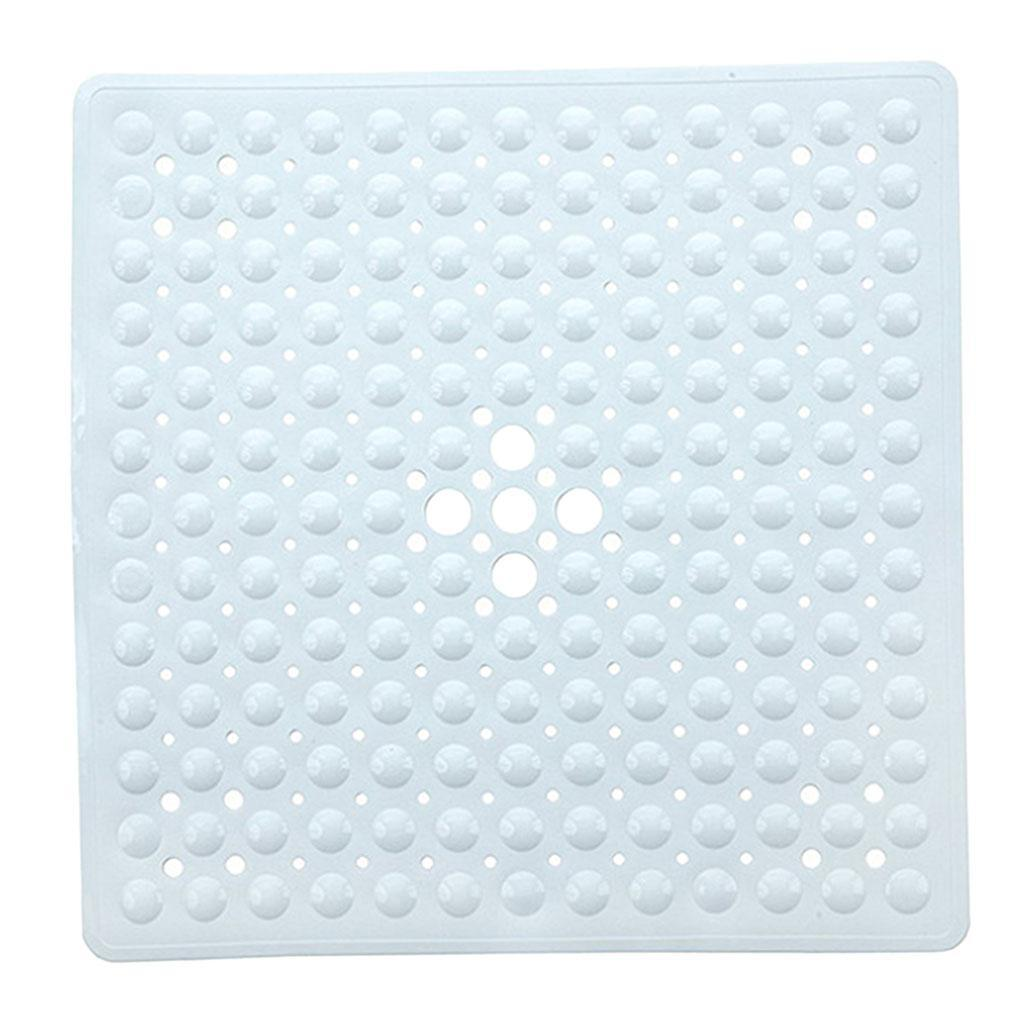 Non-Slip Bath Bathtub Mat Massage PVC Odoless Extra Long Shower Mat 100*40cm