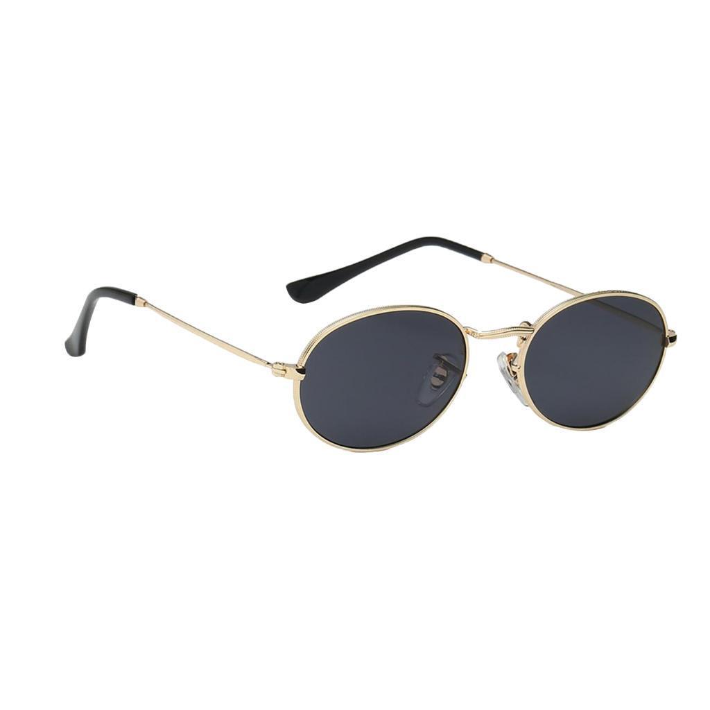 Vintage-Round-Frame-Womens-Men-039-s-Retro-Mirror-Sunglasses-Eyewear-Fashion-Glasses thumbnail 8