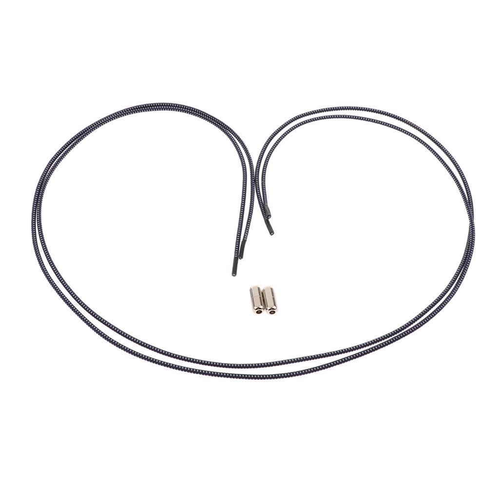 2pcs-ensemble-unisexe-aucune-cravate-lacets-elastiques-lacets-en miniature 16