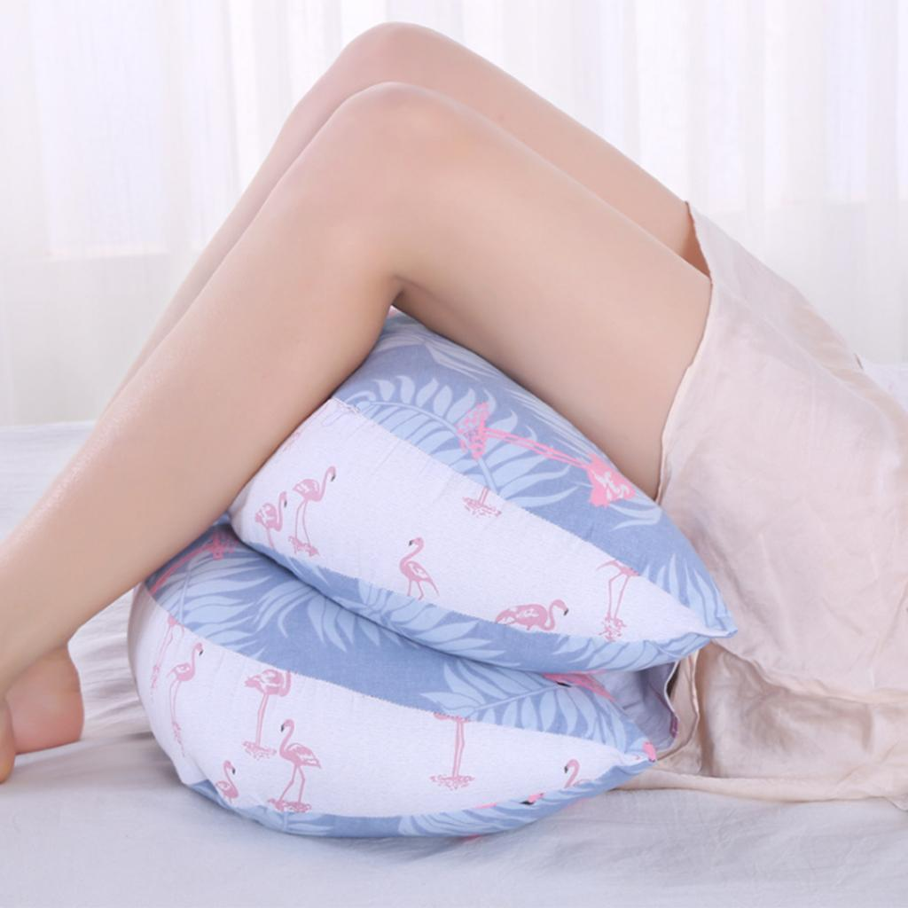 Foldable Pregnancy  Pillow Maternity Soft Body Support Pillow