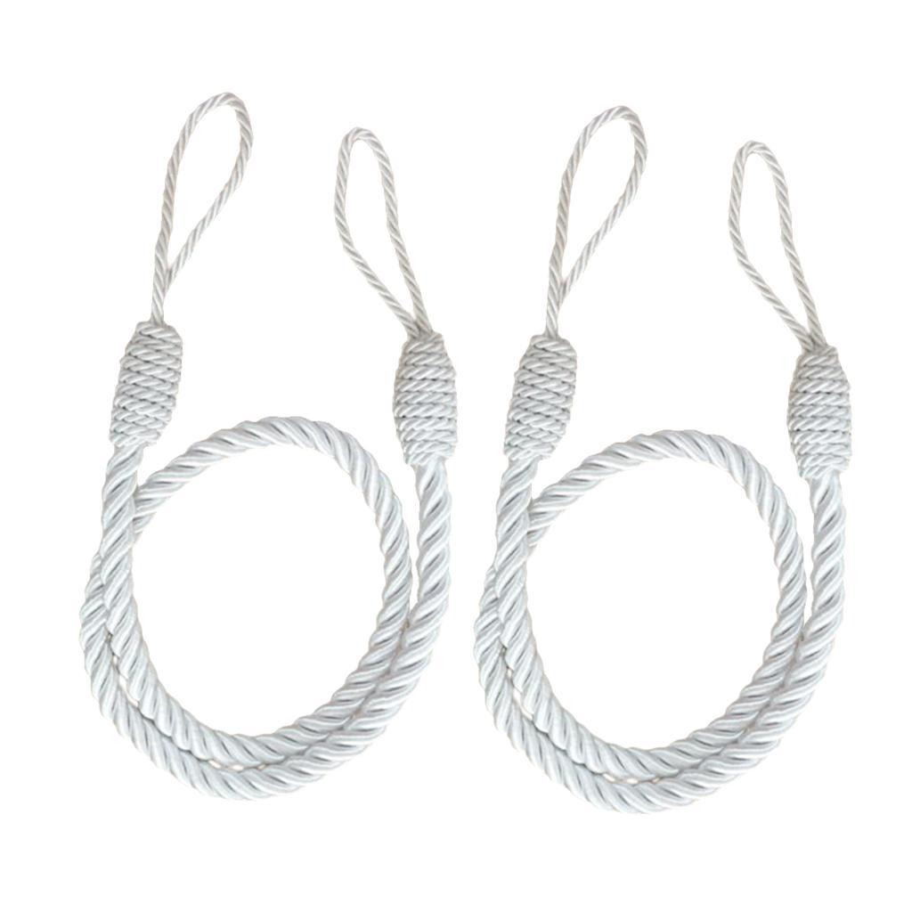 1-Pair-Curtain-Tiebacks-Tassel-Thick-Twisted-Rope-Living-Room-Decoration thumbnail 4