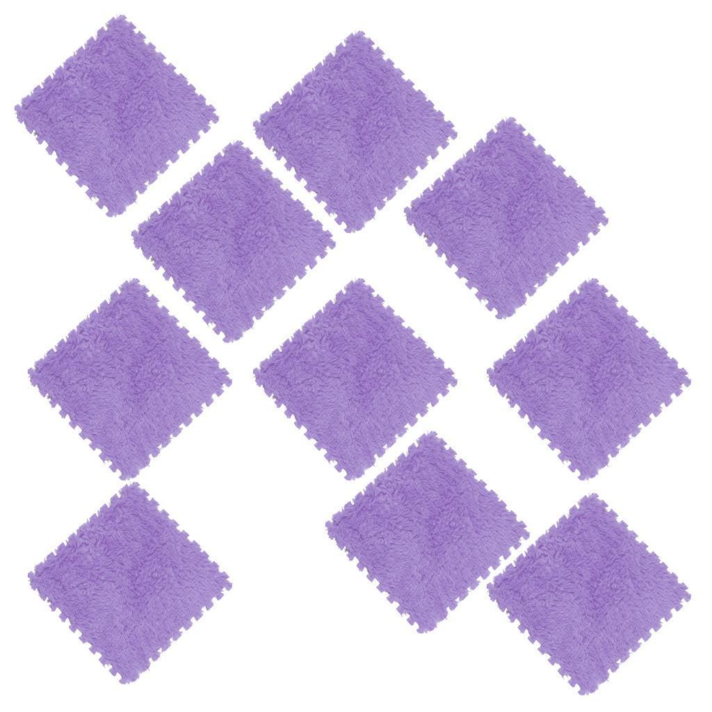 10Pcs-Foam-Children-Soft-Play-Exercise-Mats-Safe-Interlocking-Puzzle-Tiles thumbnail 23